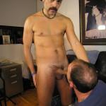 New York Straight Men Felix Brazilian Uncut Cock Straight 03 150x150 Amateur Straight Brazilian With Huge Uncut Cock Gets His First Gay Blowjob