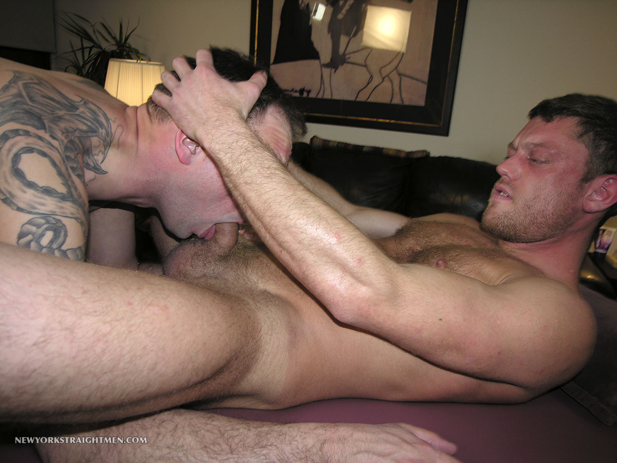 Hot Muscle Guys Sucking Cock And Loving It