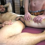 New York Straight Men Srdjan hairy Serbian gets his cock sucked Amateur Gay Porn 08 150x150 Amateur Straight Hairy Uncut Serbian Gets Blown By A Guy