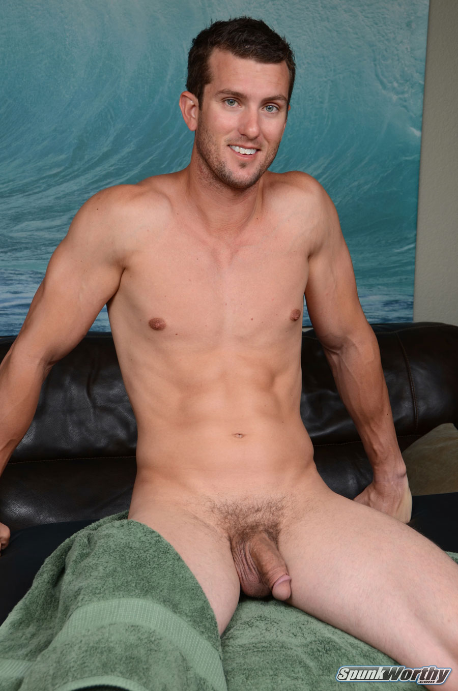 SpunkWorthy-Tommy-Straight-Guys-First-Blow-Job-From-A-Gay-Guy-Massage-Amateur-Gay-Porn-03 Amateur Straight Guy Gets His First Massage With A Happy Ending
