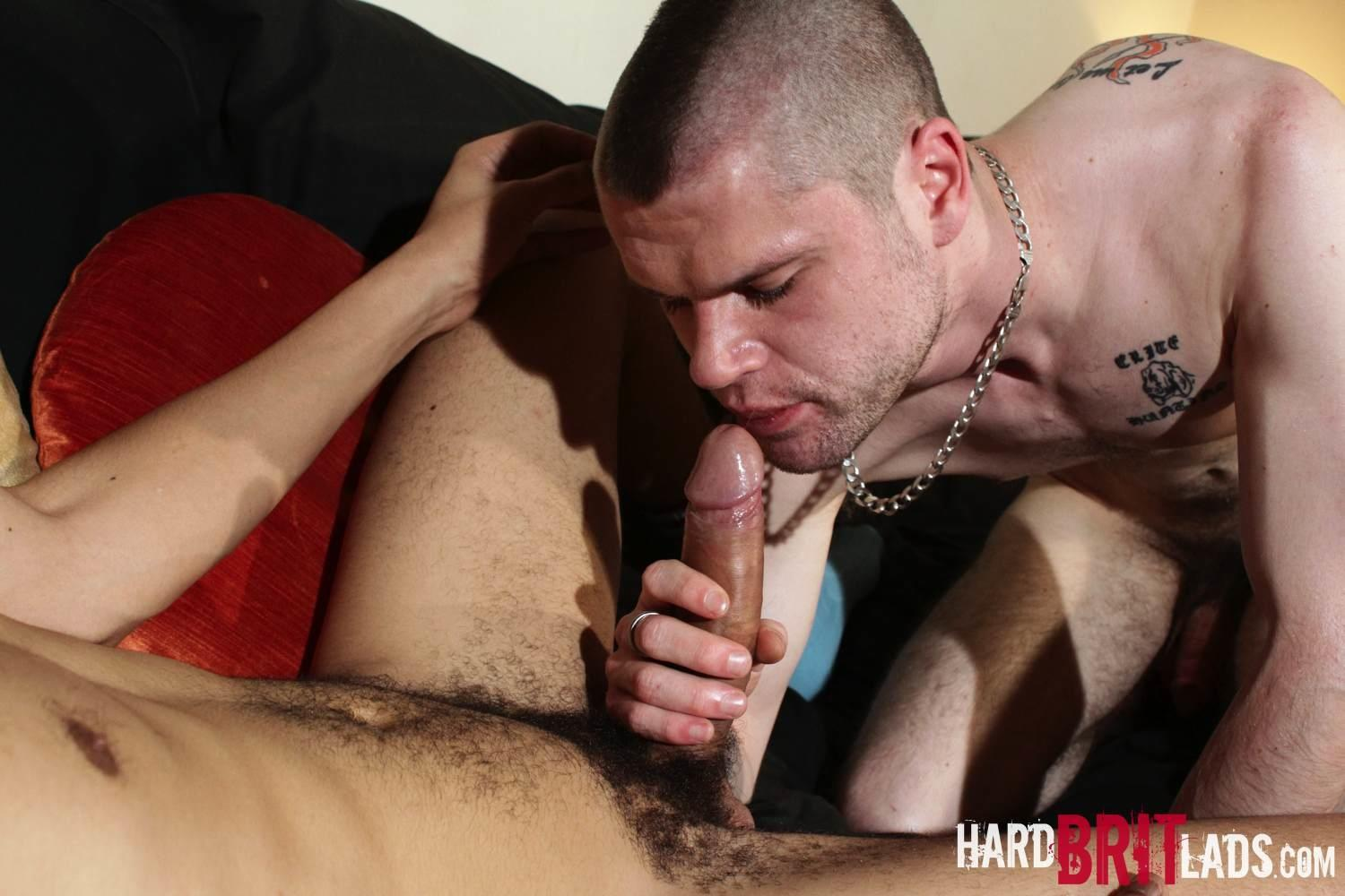 Bisexual Couple Enjoys Another Mans Rock Hard Cock To Suck.