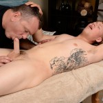 Spunk Worthy Sean Straight Marine Getting Massage With Happy Ending Amateur Gay Porn 13 150x150 Straight Marine Gets A Massage With Happy Ending From A Guy