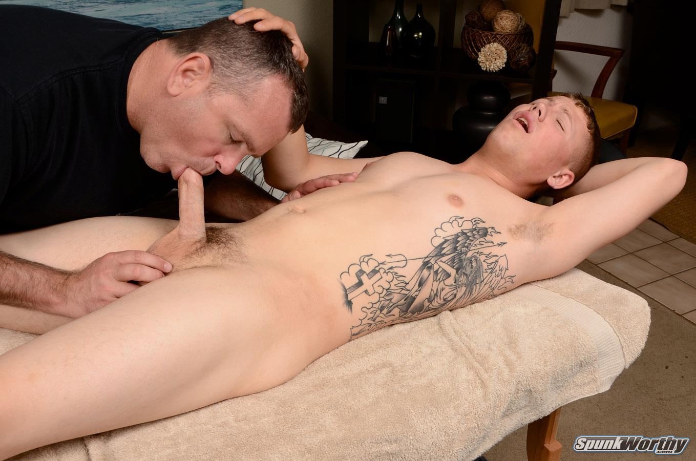 Spunk Worthy Sean Straight Marine Getting Massage With Happy Ending Amateur Gay Porn 13 Straight Marine Gets A Massage With Happy Ending From A Guy
