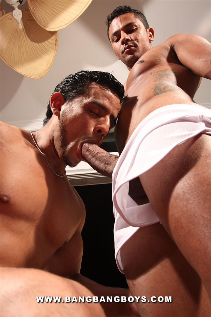 Brazilian gay thick uncut cock