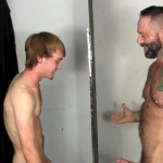 Straight Fraternity Ryan and Franco Daddy and Twink Exchange Cum Facials Amateur Gay Porn 10 150x150 Hairy Daddy and Bisexual Twink Exchange Cum Facials At The Gloryhole