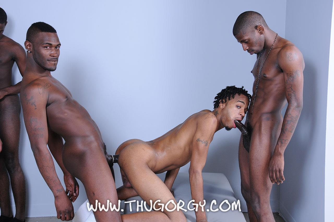 Black Gay Kinky Sex