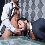 Lucas Entertainment Adriano Carrasco and Valentino Medici Huge Uncut Cocks Men In Suits Fucking Amateur Gay Porn 08 150x150 Hunks In Business Suits With Big Uncut Cocks Fucking Hard