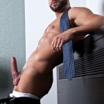 Lucas Entertainment Adriano Carrasco and Valentino Medici Huge Uncut Cocks Men In Suits Fucking Amateur Gay Porn 33 150x150 Hunks In Business Suits With Big Uncut Cocks Fucking Hard