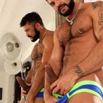 UK Naked Men Rogan Richards Darius Ferdynand Huge Uncut Cocks Fucking Amateur Gay Porn 38 150x150 Hairy Muscle Arab Stud With A Big Uncut Cock Fucks A Slim Muscle Ass