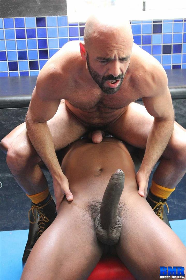 Breed-Me-Raw-Cutler-X-and-Adam-Russo-Black-Guy-With-Big-Black-Cock-Barebacking-White-Guy-Amateur-Gay-Porn-10 Real Life Boyfriends Cutler X Barebacking Adam Russo