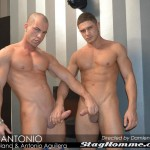 StagHomme-Studios-Dato-Foland-and-Antonio-Aguilera-Muscle-Hunks-With-Huge-Uncut-Cocks-Fucking-Amateur-Gay-Porn-01-150x150 Dato Foland & Antonio Aguilera Masculine Muscle Hunks Fucking