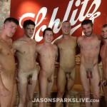 Jason-Sparks-Live-Dustin-Tyler-Shawn-Andrews-Brendon-Scott-Corbin-Riley-Antonio-Paul-Jake-Matthews-Bareback-Orgy-Amateur-Gay-Porn-15-150x150 Big Cock Amateur Bareback Orgy in Milwaukee