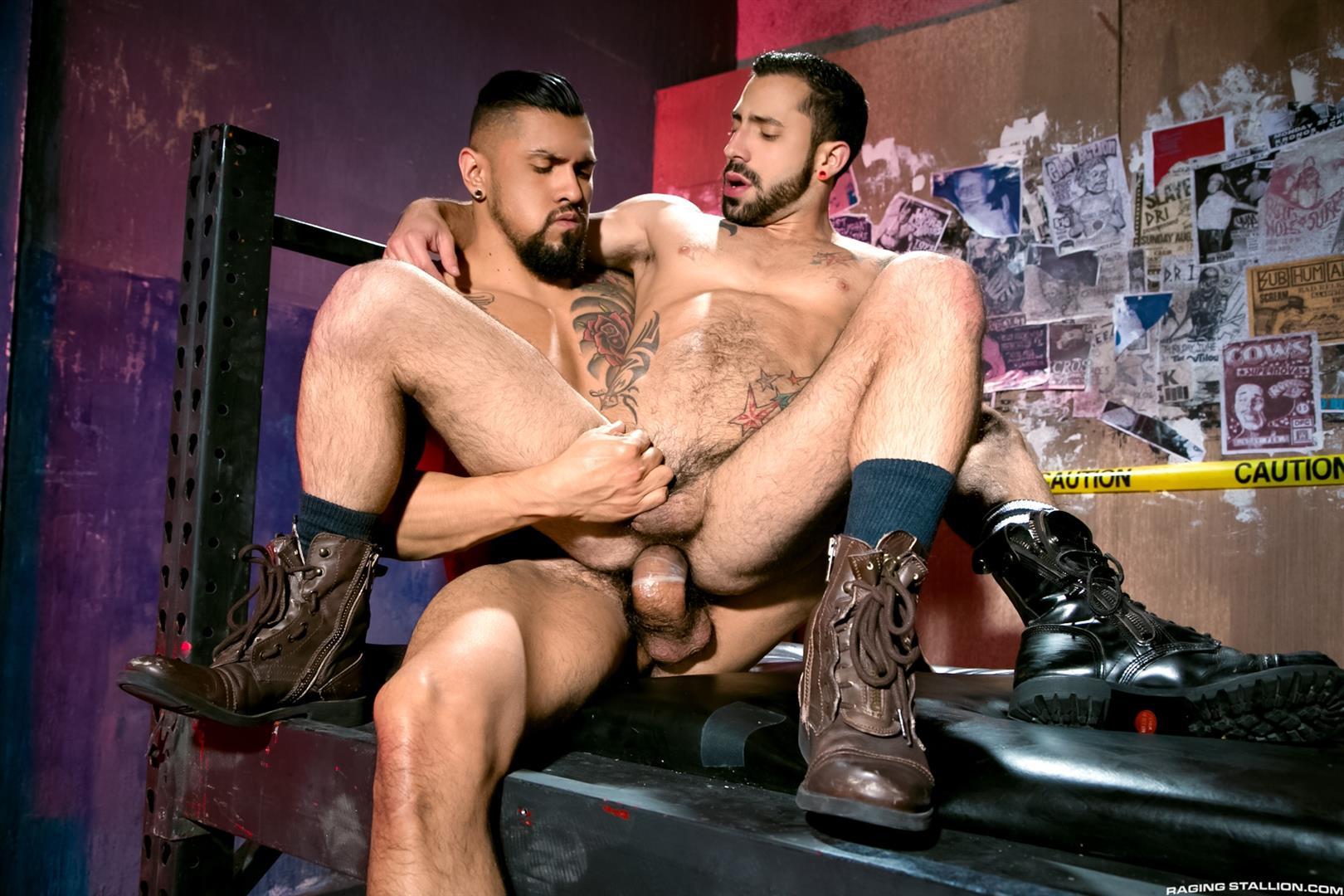 Raging Stallion Boomer Banks and Nick Cross Huge Uncut Cock Fucking A Latino Ass Amateur Gay Porn 11 Boomer Banks Fucking Nick Cross With His Huge Uncut Cock