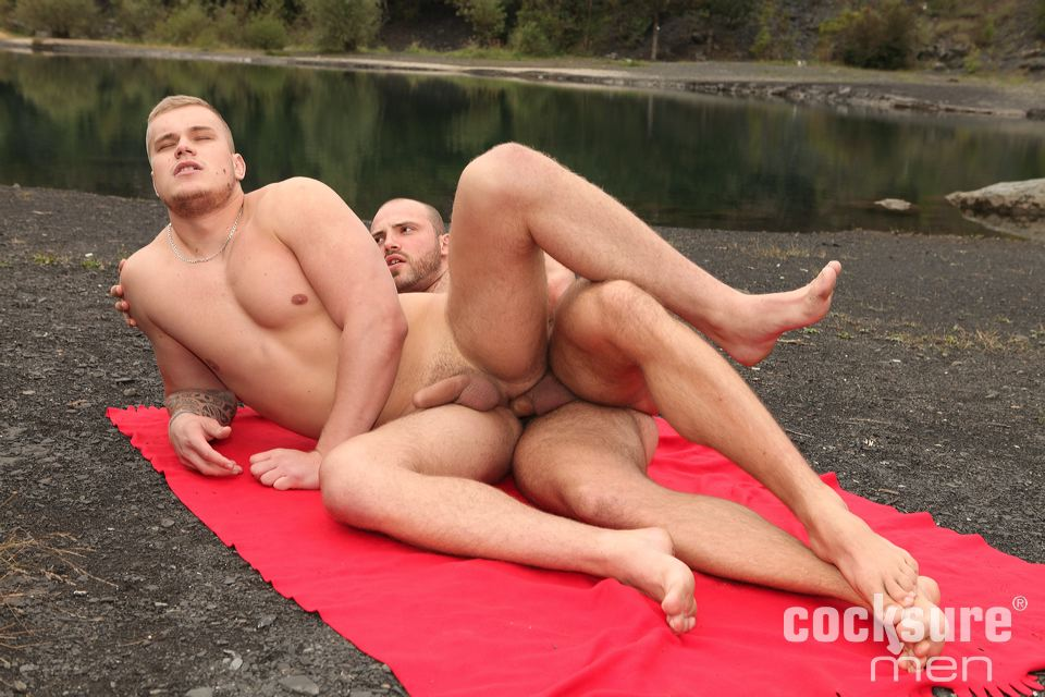 Cocksure Men Thomas Ride and Ryan Cage Beefy Czech Muscle Guys Bareback Big Uncut Cocks Amateur Gay Porn 12 Amateur Beefy Muscle Hunks Fucking Bareback With Big Uncut Cocks