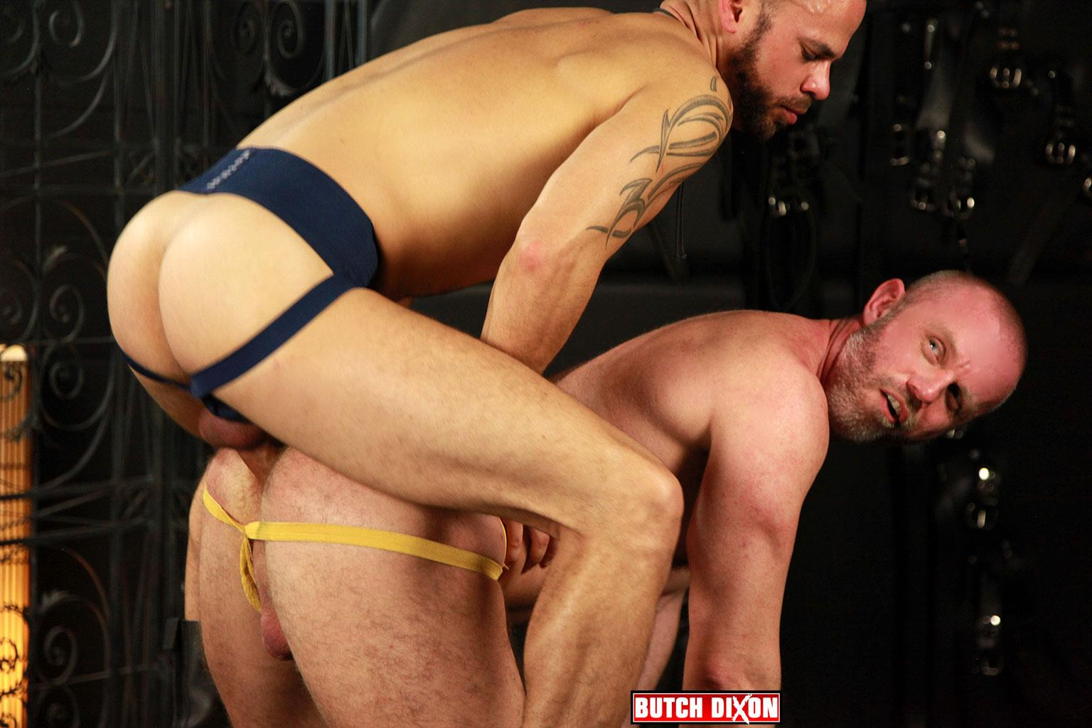 Butch Dixon Delta Kobra and Freddy Miller Barebacking A Hairy Daddy BBBH Amateur Gay Porn 10 Delta Kobra Barebacking A Hairy Daddy With His Big Uncut Cock
