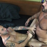Dudes-Raw-Alessio-Romero-and-Nick-Cross-Hairy-Latino-Muscle-Daddy-Barebacking-Amateur-Gay-Porn-41-150x150 Hairy Muscle Daddy Alessio Romero Barebacking Nick Cross