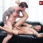 Lucas Entertainment Rocco Steele and Dolf Dietrich Big Cock Barback Muscle Hunks Amateur Gay Porn 03 150x150 Rocco Steele Breeding Dolf Dietrich With His Massive Cock