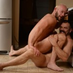Men Drill My Hole Max Sargent and Mike Tanner Thick Cock Daddys Fucking Amateur Gay Porn 08 150x150 Hairy Muscle Daddys Fucking In The Kitchen And Eating Cum