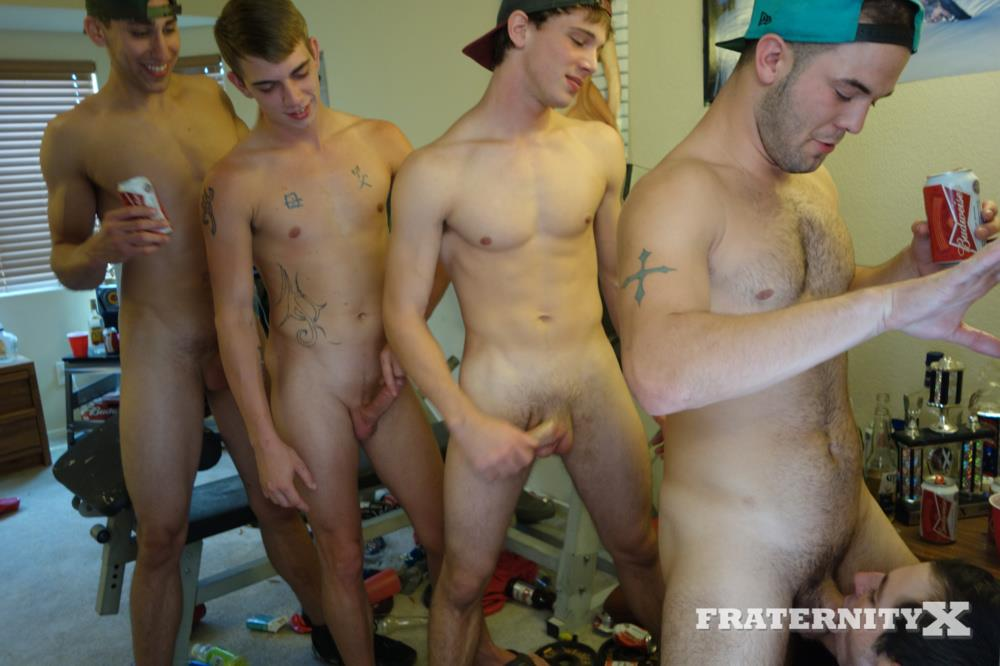 college cock hard Naked jocks