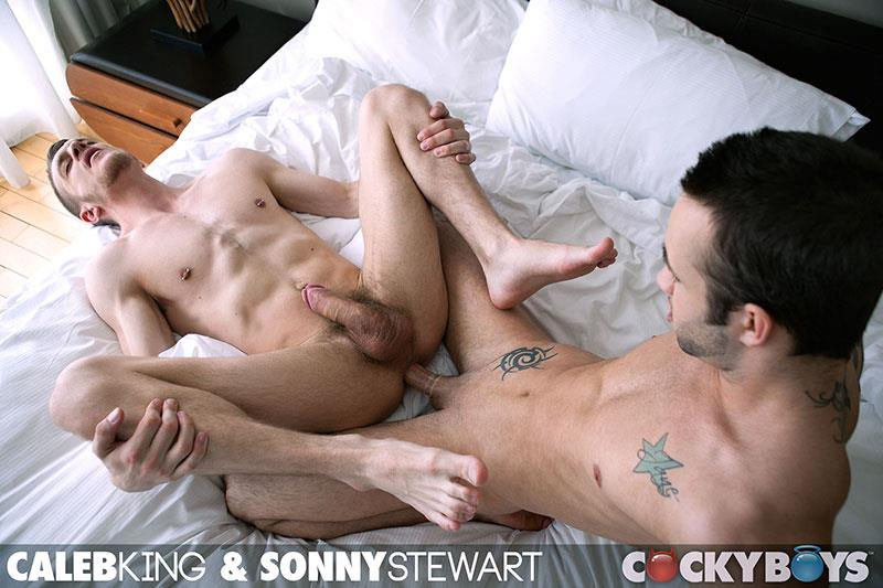 CockyBoys Sonny Stewart and Caleb King Big Uncut Cock Fucking Amateur Gay Porn 20 Big Uncut Cock Fucking With Sonny Stewart & Caleb King