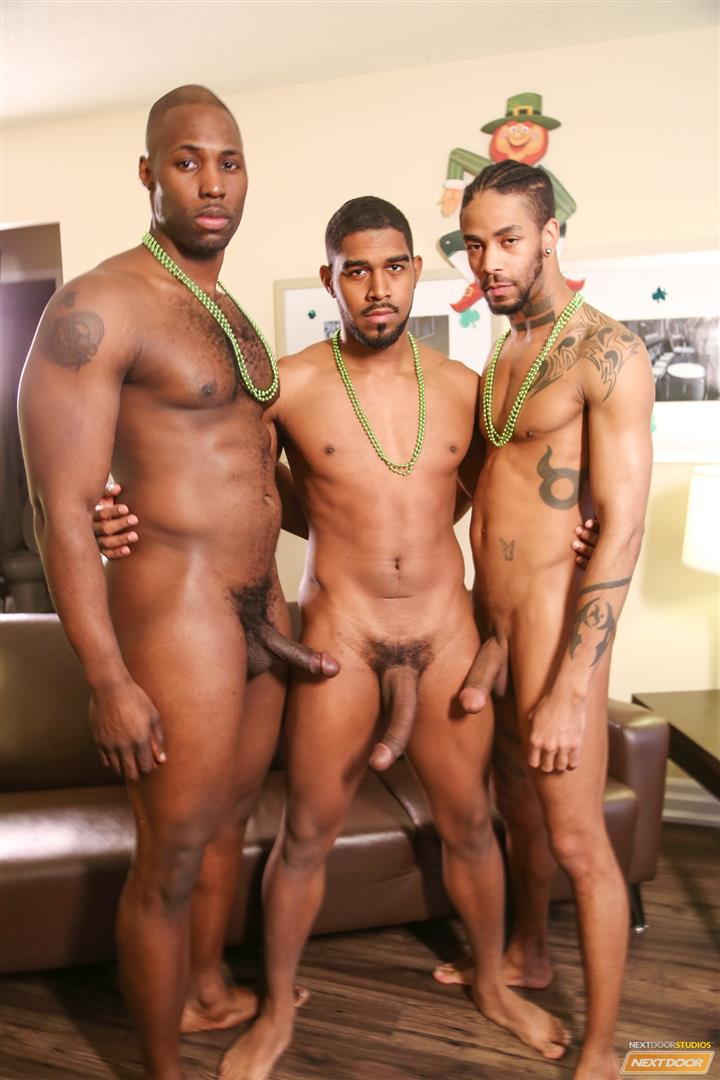 Naked black men getting medical exam gay