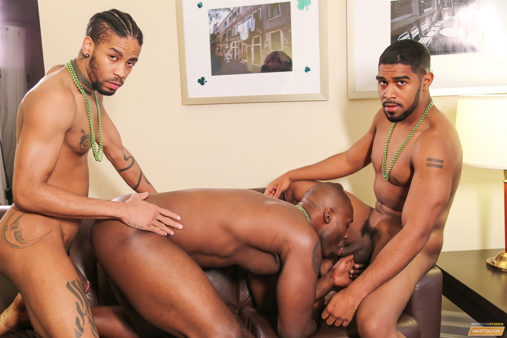 Next-Door-Ebony-Nubius-and-Jin-Powers-and-XL-Naked-Thugs-Threeway-Fucking-Amateur-Gay-Porn-11 Big Black Cock Threeway Suck and Fuck Thug Fest