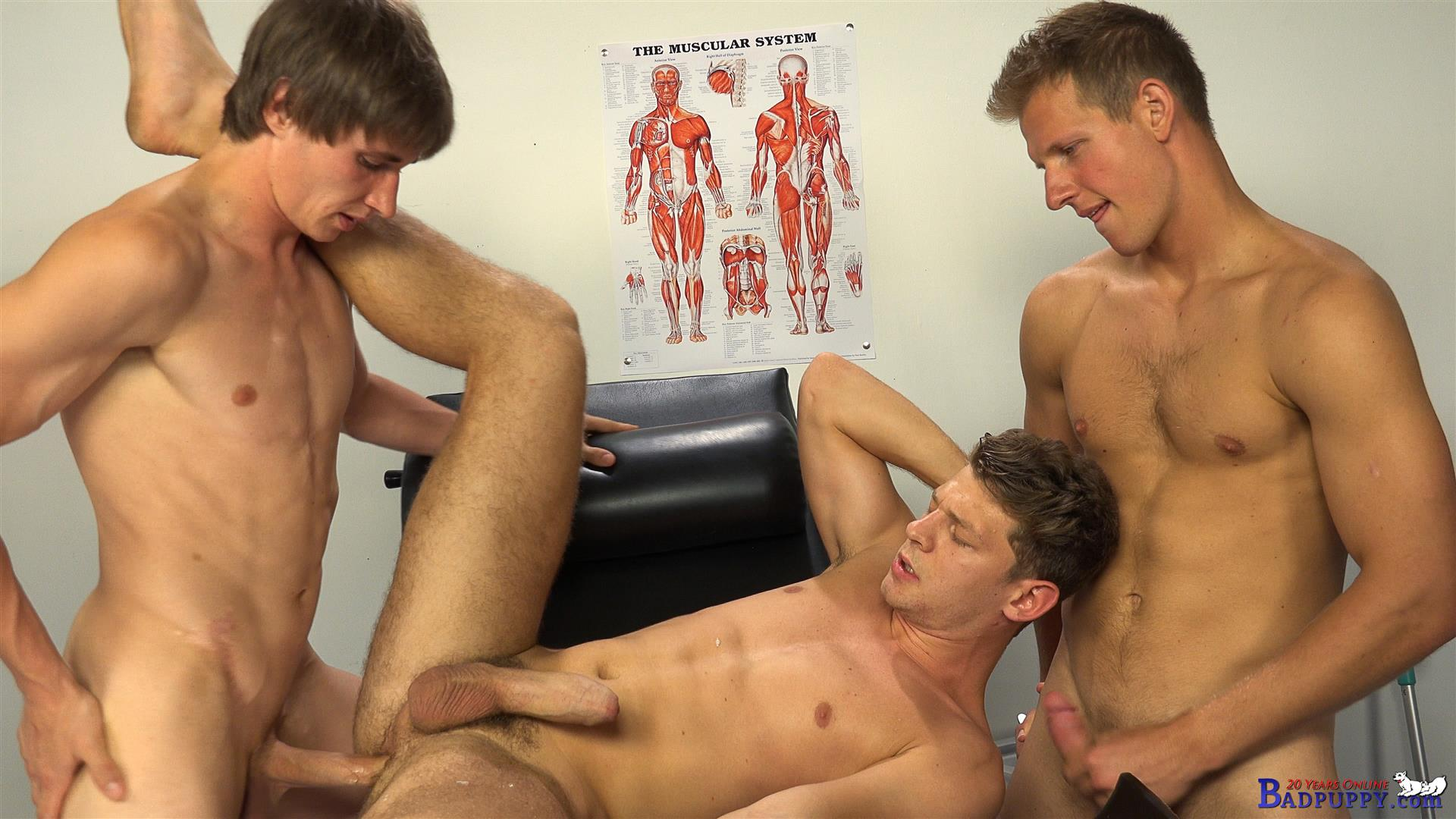 Badpuppy-Dave-Cargo-and-Robin-Valej-and-Rosta-Benecky-Uncut-Cock-Bareback-Amateur-Gay-Porn-33 Czech Twinks Playing Doctor With Their Bareback Uncut Cocks