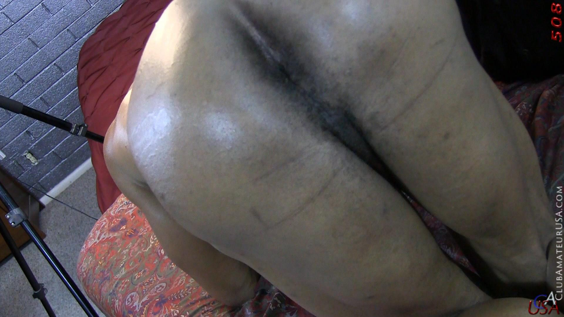 Club-Amateur-USA-Gracen-Straight-Big-Black-Cock-Getting-Sucked-With-Cum-Amateur-Gay-Porn-14 Straight Ghetto Thug Gets A Massage With A Happy Ending From A Guy
