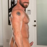 Titanmen Titan Hunter Marx and Dirk Caber Hairy Muscle Daddy Fuck Amateur Gay Porn 15 150x150 Dirk Carber Gets Fucked Hard By Another Muscle Daddy With A Thick Cock