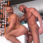 Titanmen Titan Hunter Marx and Dirk Caber Hairy Muscle Daddy Fuck Amateur Gay Porn 34 150x150 Dirk Carber Gets Fucked Hard By Another Muscle Daddy With A Thick Cock
