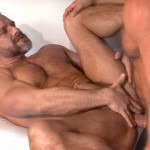 Titanmen Titan Hunter Marx and Dirk Caber Hairy Muscle Daddy Fuck Amateur Gay Porn 42 150x150 Dirk Carber Gets Fucked Hard By Another Muscle Daddy With A Thick Cock