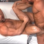 Titanmen Titan Hunter Marx and Dirk Caber Hairy Muscle Daddy Fuck Amateur Gay Porn 44 150x150 Dirk Carber Gets Fucked Hard By Another Muscle Daddy With A Thick Cock