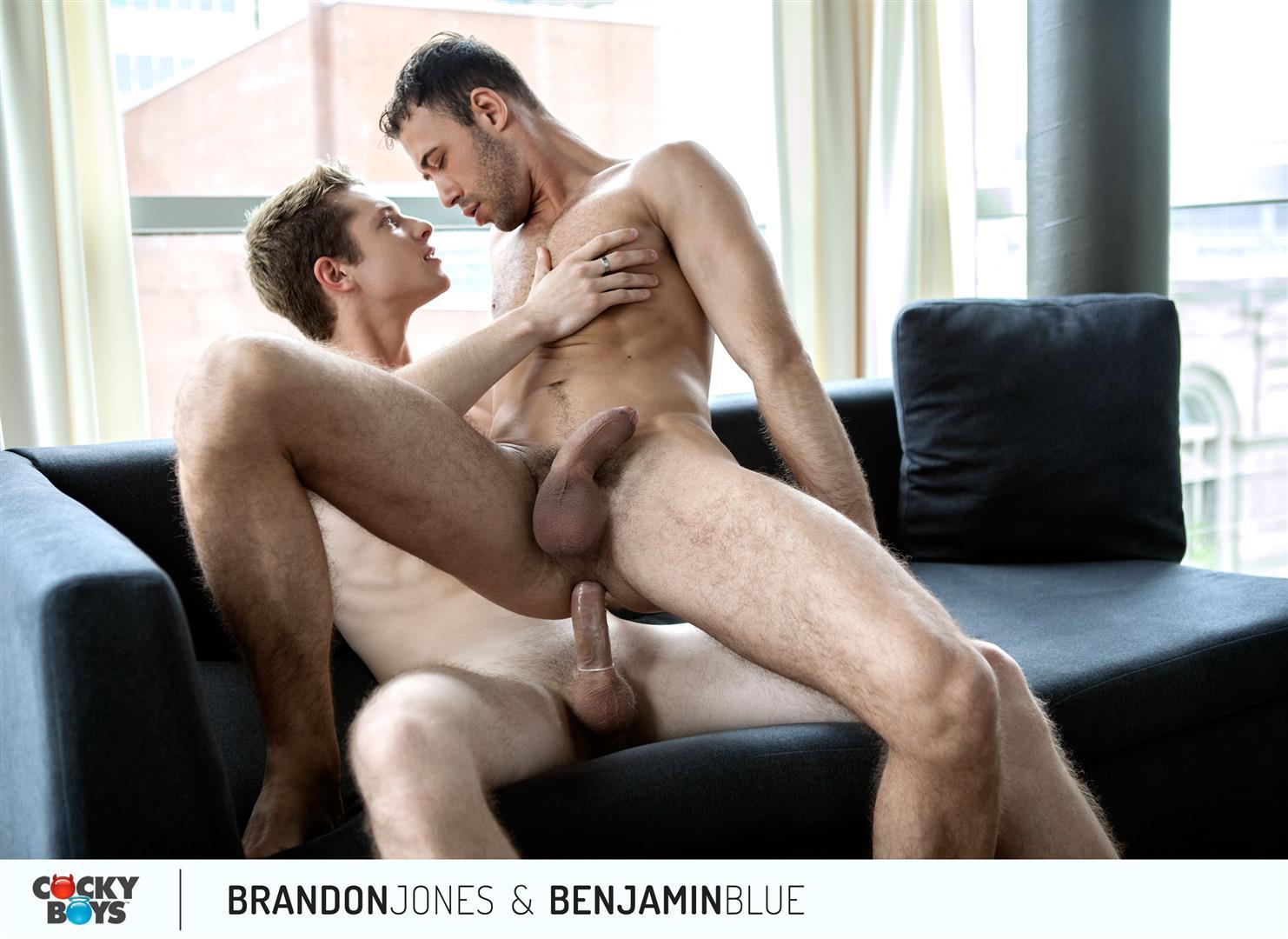 Cockyboys-Benjamin-Blue-and-Brandon-Jones-Flip-Flop-Fuck-Amateur-Gay-Porn-12 Cockyboys: Benjamin Blue Tops Brandon Jones For The First Time